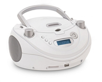 Bigben Interactive CD56 Digitale Bianco radio CD