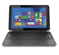 "HP Pavilion x2 10-j027tu 1.33GHz Z3745D 10.1"" 1280 x 800Pixel Touch screen Argento Ibrido (2 in 1)"
