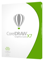Corel CorelDRAW Graphics Suite X7 - Small Business Edition
