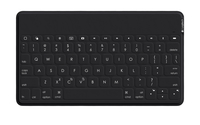 Logitech Keys-To-Go Bluetooth QWERTY Spagnolo Nero tastiera per dispositivo mobile