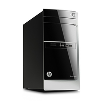 HP Pavilion 500-406ng 3.2GHz i5-4460 Microtorre Nero PC