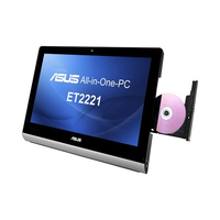 "ASUS ET2221INTH-B011Q 2.8GHz i5-4440S 21.5"" 1920 x 1080Pixel Touch screen Nero PC All-in-one All-in-One PC"