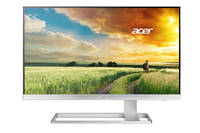 "Acer S7 S277hkwmidpp 27"" Full HD IPS Bianco monitor piatto per PC"