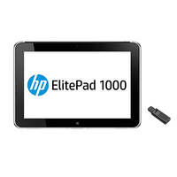 HP ElitePad 1000 G2 + Wireless Display Adapter 64GB Argento tablet