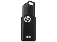 HP 32GB v150w 32GB USB 2.0 Tipo-A Nero unità flash USB