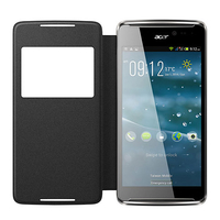 Acer Liquid E600 Smart Flipcover Black Cover Nero