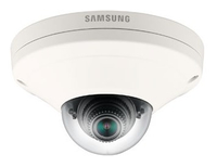 Samsung SNV-6013 IP security camera Interno Cupola Avorio telecamera di sorveglianza