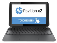 "HP Pavilion x2 10-k012ca 1.33GHz Z3736F 10.1"" 1280 x 800Pixel Touch screen Grigio Ibrido (2 in 1)"