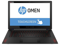 "HP OMEN 15-5014tx 2.5GHz i7-4710HQ 15.6"" 1920 x 1080Pixel Touch screen Nero, Rosso Computer portatile"