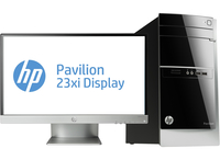 HP Pavilion 500-575nfm 3.2GHz i5-4460 Microtorre Nero PC
