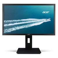 "Acer B6 B246WLbmdprx 24"" Full HD IPS Grigio monitor piatto per PC"
