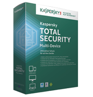 Kaspersky Lab Total Security Multi-Device Full license 1anno/i Multilingua