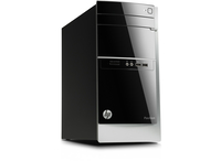 HP Pavilion 500-552nf 3.2GHz i5-4460 Microtorre Nero PC