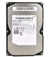Samsung Spinpoint P SP0812C 80GB SATA disco rigido interno