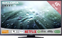 "Salora 49LED9102CS 49"" Full HD Smart TV Nero LED TV"