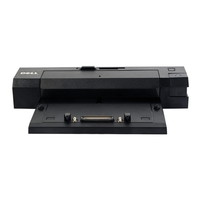 DELL 452-11509 Nero replicatore di porte e docking station per notebook