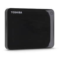 Toshiba 500GB Canvio Connect II 500GB Nero disco rigido esterno