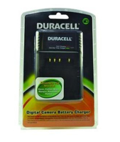 Duracell DR5700N-UK Indoor battery charger Black battery charger