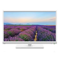 "Toshiba 24W1534DG 24"" HD Bianco LED TV"