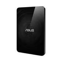 ASUS 500GB Wireless Duo Wi-Fi 500GB Nero disco rigido esterno