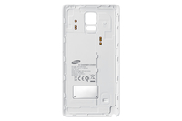 "Samsung S Charger 5.7"" Cover Bianco"