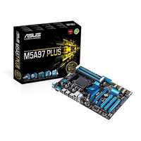 ASUS M5A97 PLUS AMD 970 Socket AM3+ ATX scheda madre