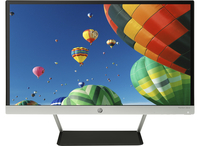 "HP 22cw 21.5"" Full HD IPS Nero, Argento monitor piatto per PC"