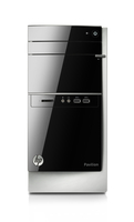 HP Pavilion 500-550na 3.2GHz i5-4460 Mini Tower Nero PC