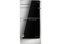 HP Pavilion 500-517ns 3.5GHz A8-6500 Scrivania Nero PC