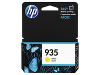 HP 935 Yellow Original Ink Cartridge 400pagine Giallo cartuccia d