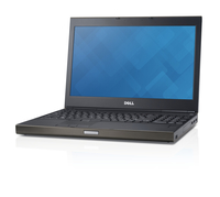 "DELL Precision M4800 2.9GHz i7-4910MQ 15.6"" 3200 x 1800Pixel Nero, Marrone Workstation mobile"
