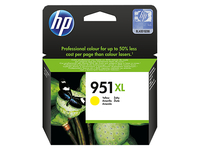 HP 951XL High Yield Yellow Original Ink Cartridge Twin Pack 1500pagine Giallo cartuccia d