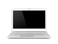 "Acer Aspire S7-393-55208G12ews 2.2GHz i5-5200U 13.3"" 2560 x 1440Pixel Touch screen Bianco Computer portatile"