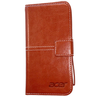 Acer Liquid Wallet Brown Jade S Custodia a borsellino Marrone