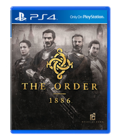 Sony The Order: 1886 PS4 Basic PlayStation 4 Tedesca videogioco