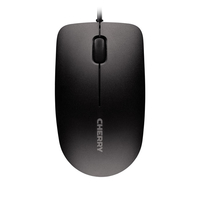 Cherry MC 1000 USB Ottico 1200DPI Ambidestro Nero mouse