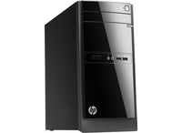 HP 110-335nf 2GHz A6-5200 Microtorre Nero PC