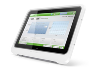 HP ElitePad 1000 G2 Healthcare 128GB Argento tablet