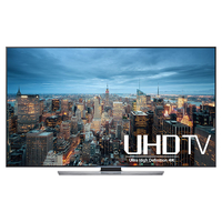 "Samsung UN85JU7100F 85"" 4K Ultra HD Compatibilità 3D Smart TV Wi-Fi Argento LED TV"