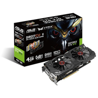 ASUS STRIX-GTX970-DC2-4GD5 GeForce GTX 970 4GB GDDR5 scheda video