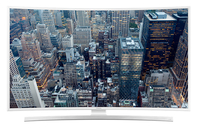 "Samsung UE48JU6580U 48"" 4K Ultra HD Smart TV Wi-Fi Bianco LED TV"