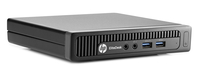 HP EliteDesk 800 G1 2.8GHz G3250T PC di dimensione 1L Nero Mini PC