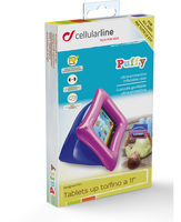 "Cellularline Kidcase - Tablet Fino a 11"" Custodia per tablet per bambini Viola.Blu"