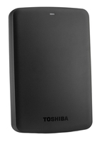 Toshiba 3TB Canvio Basics USB 3.0 3000GB Nero disco rigido esterno