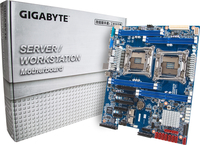 Gigabyte MD30-RS0 (rev. 1.0) Intel C612 LGA 2011-v3 ATX server/workstation motherboard