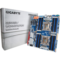 Gigabyte MD80-TM0 (rev. 1.0) Intel C612 LGA 2011-v3 ATX esteso server/workstation motherboard