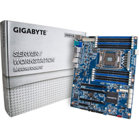 Gigabyte MU70-SU0 (rev. 1.0) Intel C612 LGA 2011-v3 ATX server/workstation motherboard