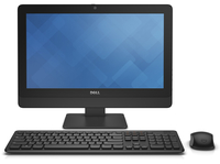 "DELL OptiPlex 3030 AIO + KB 3GHz i5-4590S 19.5"" 1600 x 900Pixel Touch screen Nero PC All-in-one"