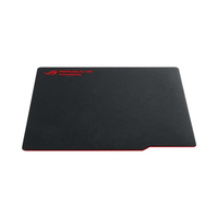 ASUS ROG Whetstone Nero, Rosso tappetino per mouse