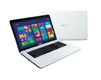 "ASUS F751MA-TY260H 2.16GHz N2840 17.3"" 1600 x 900Pixel Bianco Computer portatile"